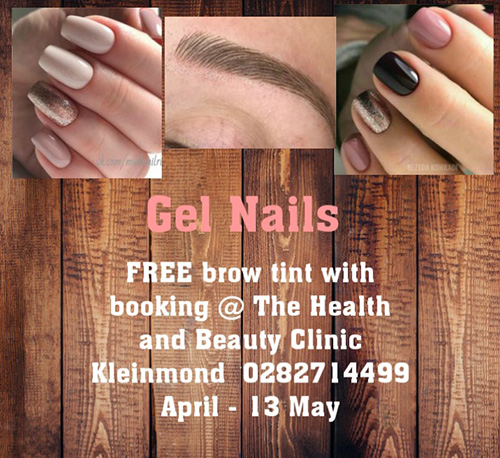Health and Beauty Clinic Kleinmond Specials
